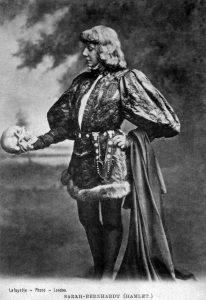 Analysis of the image of Hamlet